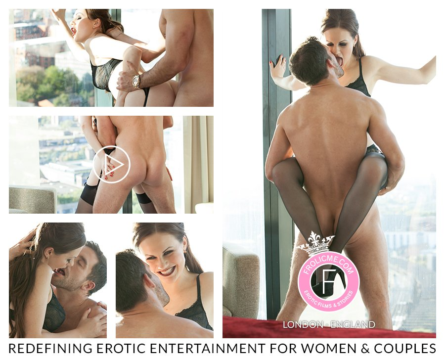 Frolicme.com erotica for women and couples