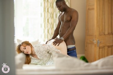 Very hot sensual and passionate erotic interracial sex film - Frolicme