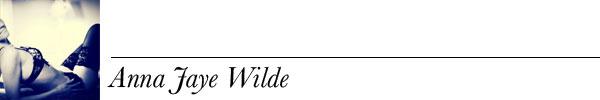 Erotic author Anna Jaye Wilde | Frolicme.com