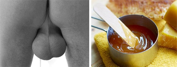 Manscaping the benefits of brazilian waxing for men - Frolicme