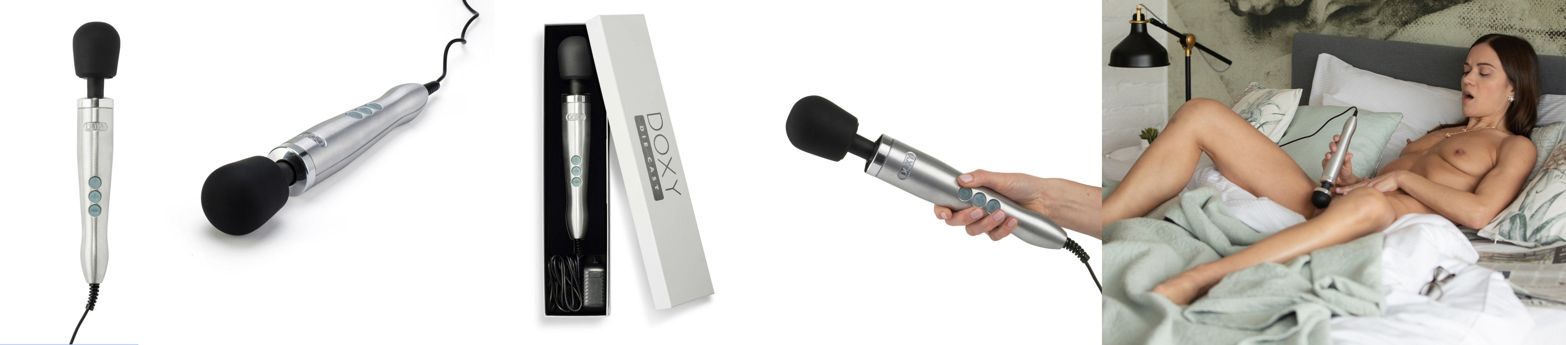 Doxy wand massager image for toy review