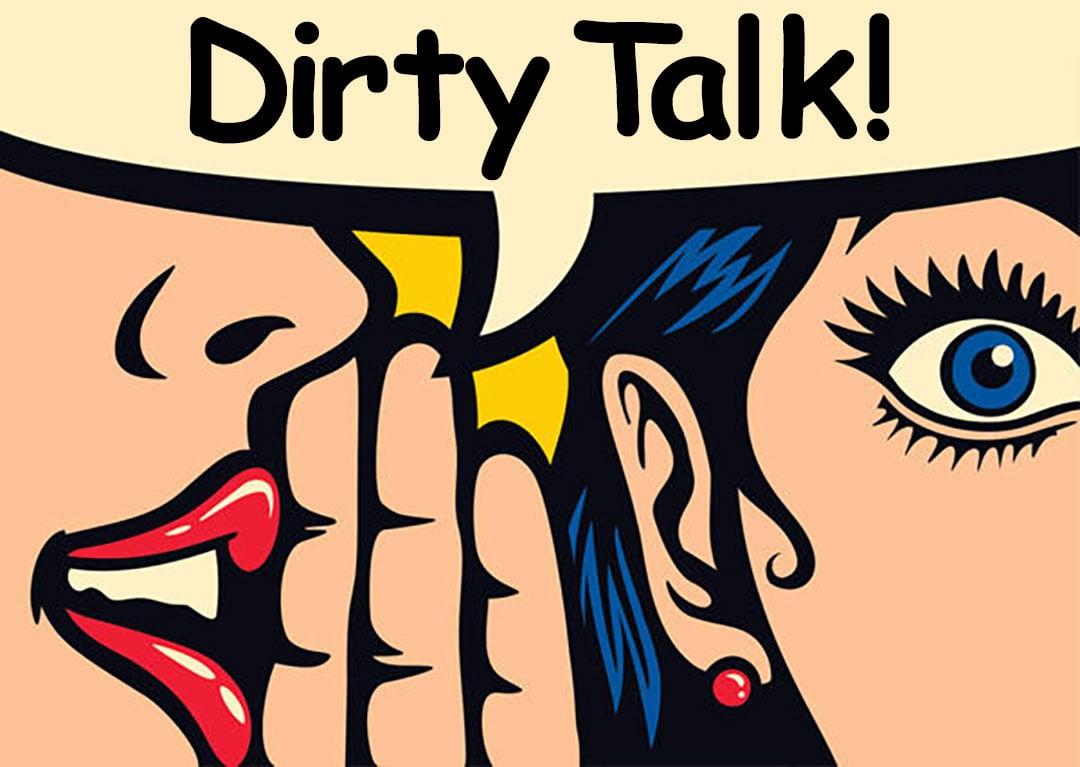 Sexting dirty talk